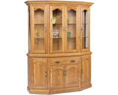 Canted Hutch & Buffet Image