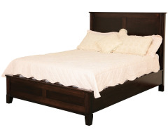 Cosmopolitan Queen Bed w/Low Footboard Image