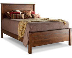 Lewiston Queen Panel Bed w/Low Footboard Image