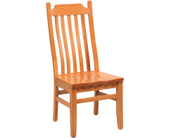 Shaker Lumbar Side Chair Image