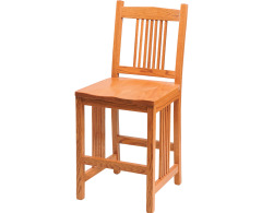 Prairie Mission 24 High Counter Height Side Chair Image