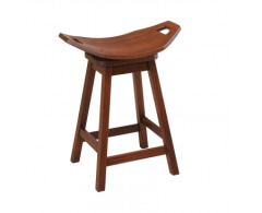 Mission 24 High Swivel Barstool Image