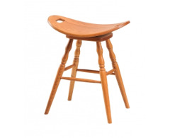 Cowboy 24 High Swivel Barstool Image