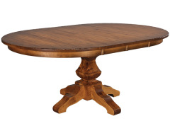Kingsdale Single Pedestal Table Image