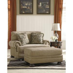 Shop Chair & Ottoman