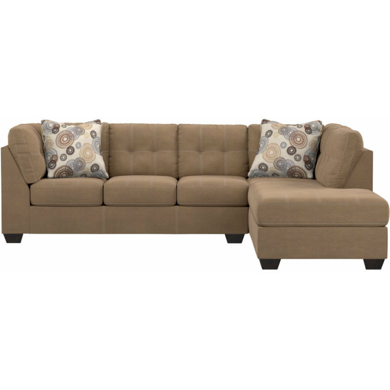 Pitkin Sectional And Pillows