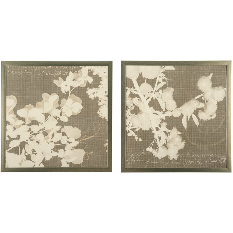 Baibre Wall Art (Set of 2) by Ashley Furniture - A8000134