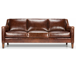Cluney Leather Sofa Image